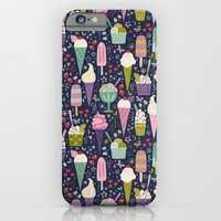 Summer Delights (dark) iPhone 6 Slim Case