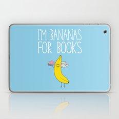 I'm Bananas For Books Laptop & iPad Skin