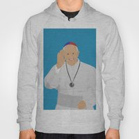 Pope Francis - San Lorenzo version Hoody