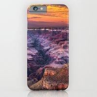 iPhone & iPod Case featuring Grand Canyon, Arizona by LudaNayvelt