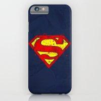 Super Man's Splash iPhone 6 Slim Case