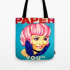 Paper Youth Tote Bag