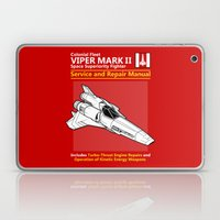 Viper Mark II Service An… Laptop & iPad Skin