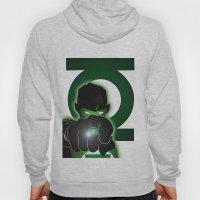 Green Lantern Hoody