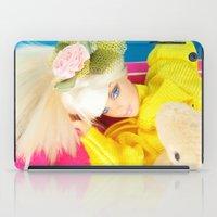 Lemonade Punch iPad Case
