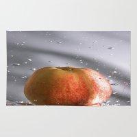 Apple Splash Rug