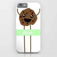 iPhone & iPod Case featuring FINISH by artic
