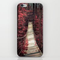 Enchantment iPhone & iPod Skin