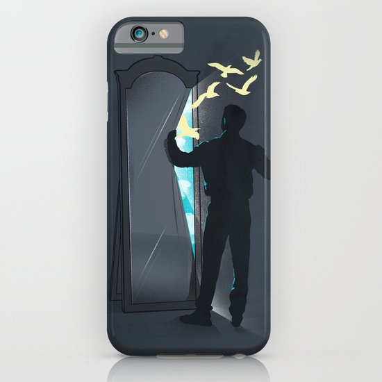 Release your inner self iPhone & iPod Case
