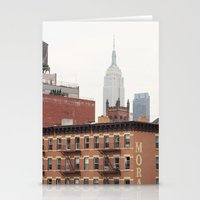 Empire State Building from the High Line Stationery Cards