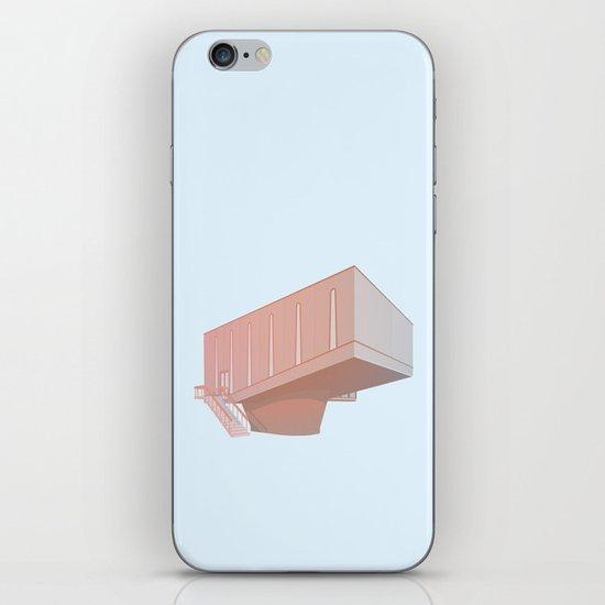 Hudson Beare iPhone & iPod Skin
