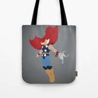 Thor, Odinson Tote Bag