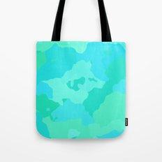 Shades of The Sea Tote Bag