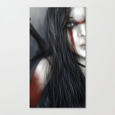 Barbarian Princess Canvas Print