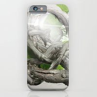 iPhone & iPod Case featuring Recreatio by Gergő Orbán (TheSign)