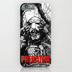 Predator (Black and White version) iPhone 6s Slim Case