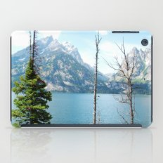 Grand Teton national Park landscape photography iPad Case