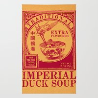 Imperial Duck Soup Rug
