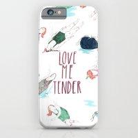 love me tender iPhone 6 Slim Case