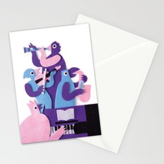 Musicians Stationery Cards