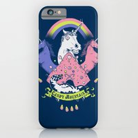 iPhone & iPod Case featuring Candy Mountain by Hillary White