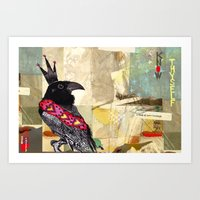 Art Print featuring Know Thyself by Olive Primo Design + Illustration