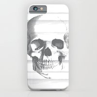 iPhone & iPod Case featuring Skull by Victoria Spahn