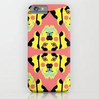 Cruella De Vil's Lucid Nightmare iPhone 6 Slim Case
