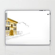 Yellow San Francisco Haus Laptop & iPad Skin