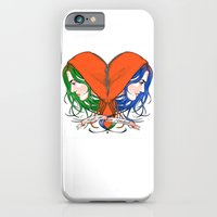 Clementine's Heart iPhone 6 Slim Case