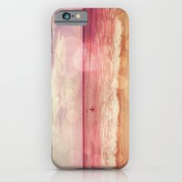iPhone & iPod Case featuring Swept Away by Trees Without Branches