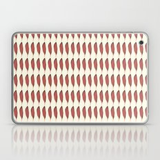 Vintage feather  Laptop & iPad Skin
