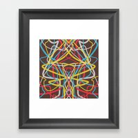 Popouoi Knox Framed Art Print