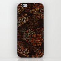 The Copper Archive iPhone & iPod Skin