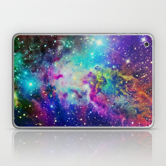 Fox Nebula Laptop & iPad Skin