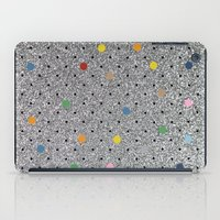 Pin Points Polka Dots Sh… iPad Case