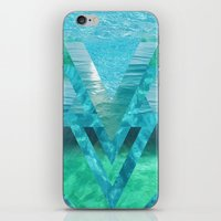 IVOR IV iPhone & iPod Skin