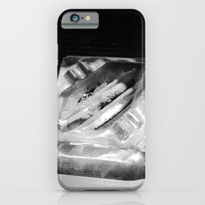 2 Cigarettes In An Ashtray iPhone 6 Slim Case