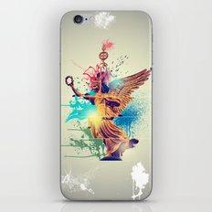 Siegessäule Abstract iPhone & iPod Skin