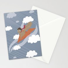 The Flying Squirrel Stationery Cards