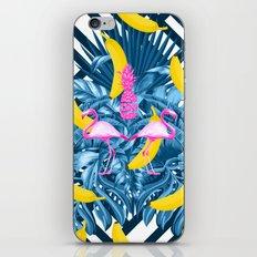 tropical banana fun  iPhone & iPod Skin