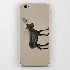 The Alaskan Bull Moose iPhone & iPod Skin