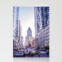 NYC 3 Stationery Cards