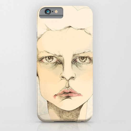 """portrait of anybody"" iPhone & iPod Case"