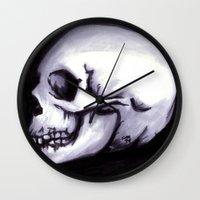 Bones III Wall Clock