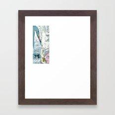 Crazy Music Framed Art Print