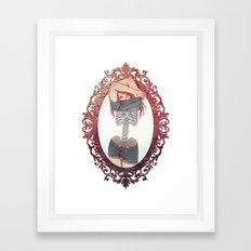 Espelho Framed Art Print