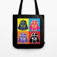 Darth Vader - Pop Art - Star Wars Tote Bag