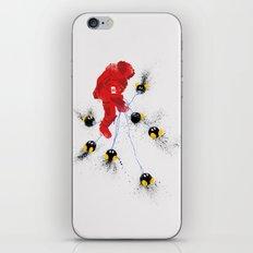 Mario's Hurt Locker iPhone & iPod Skin