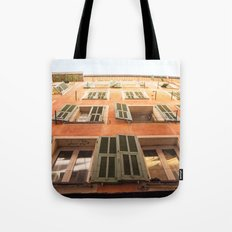 Nice France 5972 Tote Bag